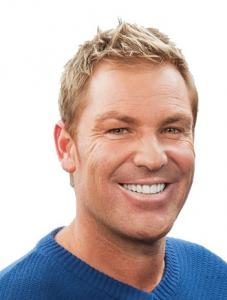 Shane Warne After Hair Loss